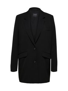 Selected - SlfSia LS Relaxed Blazer -bleiseri - BLACK | Stockmann