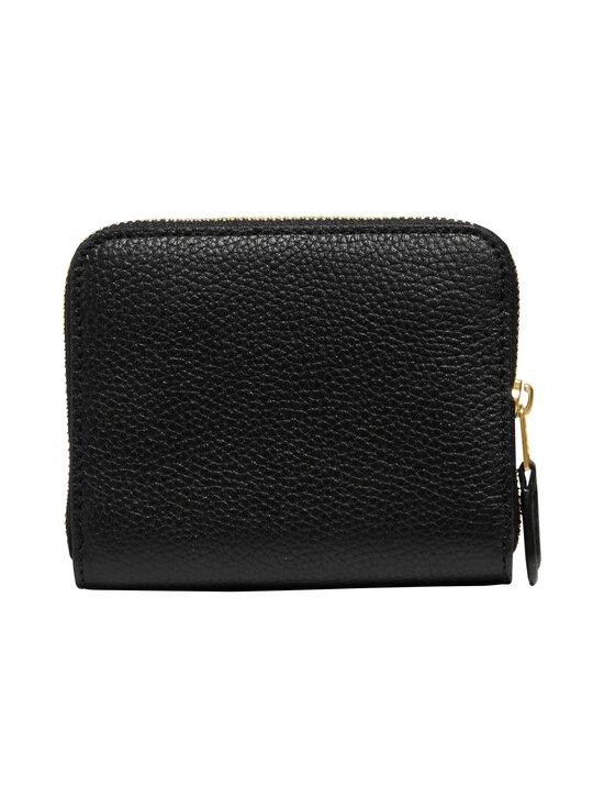 Coach - Polished Pebble Leather Billfold Wallet -nahkalompakko - B4/BLACK | Stockmann - photo 2