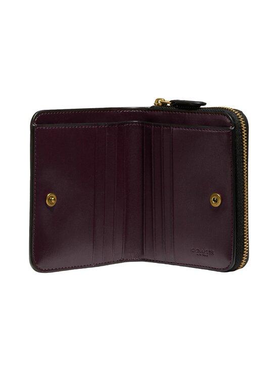 Coach - Polished Pebble Leather Billfold Wallet -nahkalompakko - B4/BLACK | Stockmann - photo 3