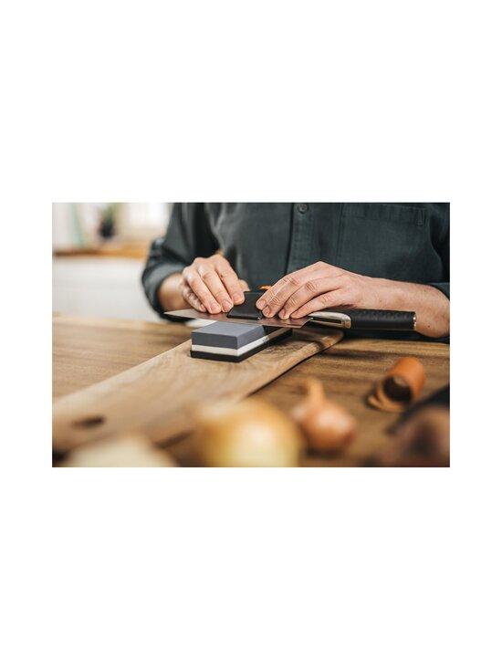 Fiskars - Fiskars Premium Whetstone -veitsenteroitussetti - BLACK, GREY, ORANGE | Stockmann - photo 7