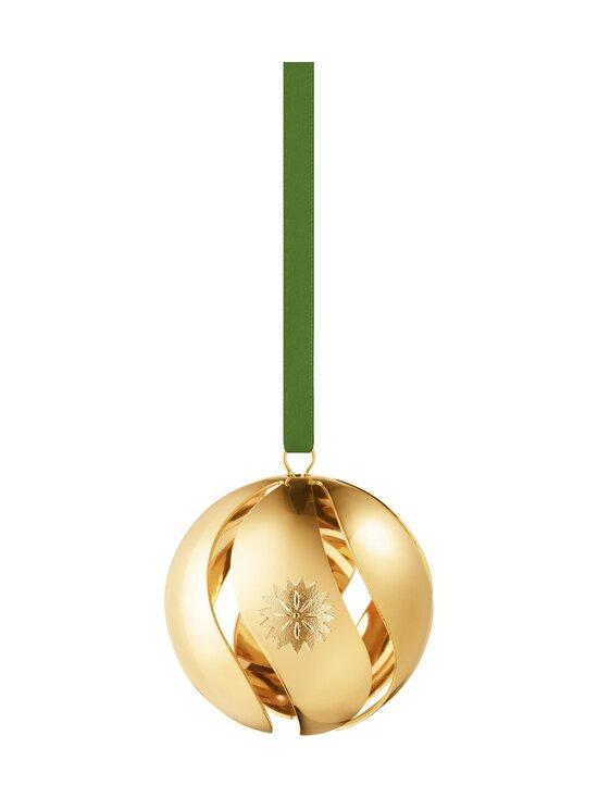 Georg Jensen - 2020 Christmas Ball -joulukoriste - GOLD | Stockmann - photo 2