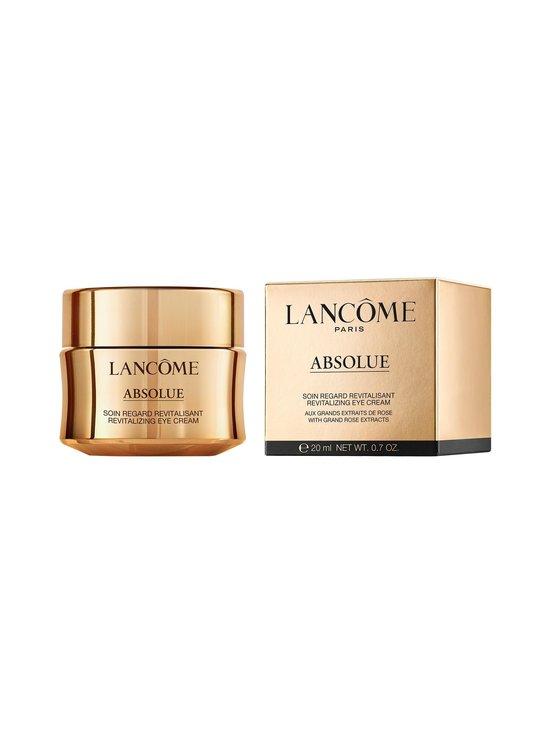 Lancôme - Absolue Eye Cream -silmänympärysvoide 20 ml - NOCOL | Stockmann - photo 6