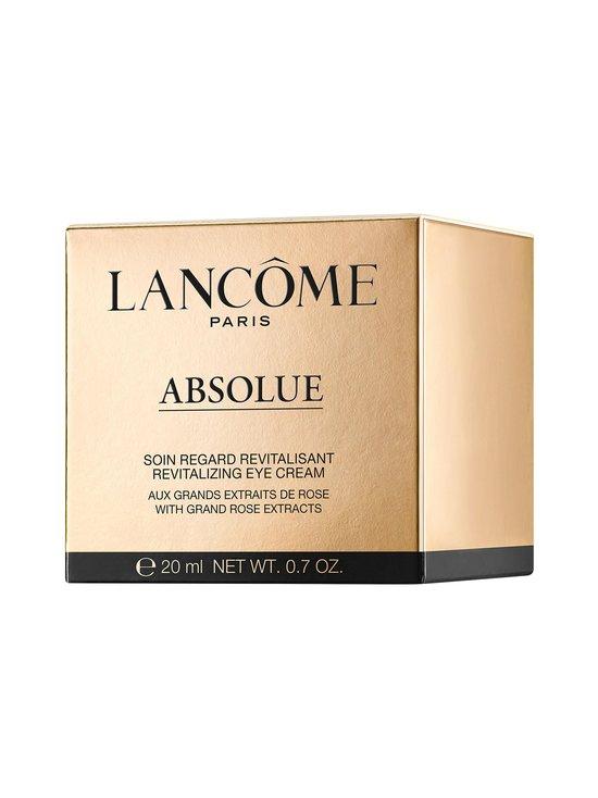 Lancôme - Absolue Eye Cream -silmänympärysvoide 20 ml - NOCOL | Stockmann - photo 7