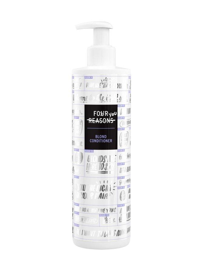 Blond Conditioner -hoitoaine vaaleille hiuksille 500 ml