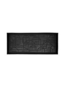 Dixie - City -kynnysmatto 36 x 85 cm - BLACK | Stockmann