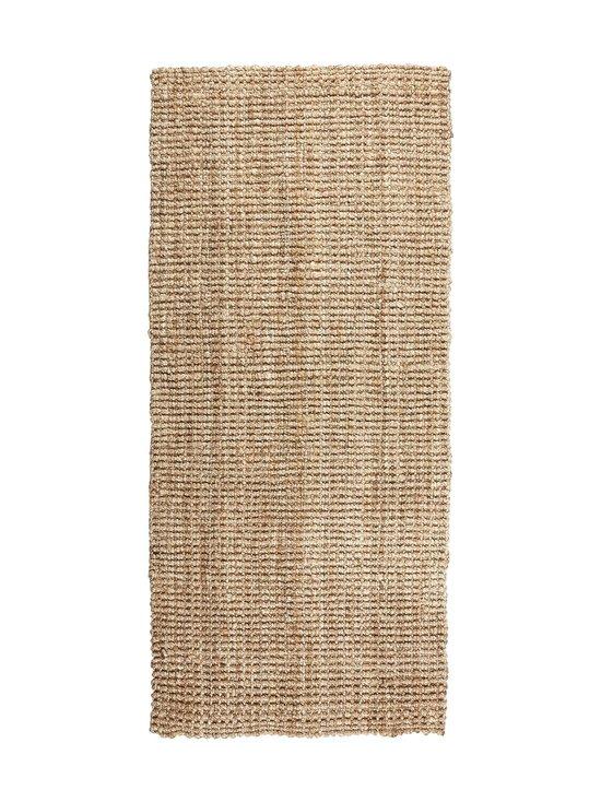 Dixie - Juuttimatto 180 x 80 cm - BEIGE   Stockmann - photo 1