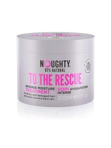 NOUGHTY - To The Rescue Intense Moisture Treatment -syväkosteuttava hiusnaamio 300 ml - null | Stockmann