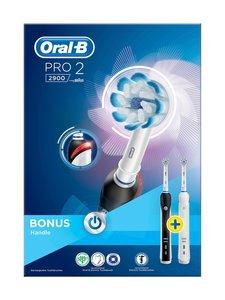 Oral-B - Pro 2900 Duo -sähköhammasharja, 2 kpl - BLACKWHITE | Stockmann