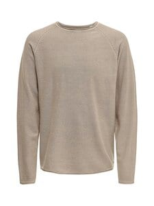 Only & Sons - OnsDexter-neule - CHINCHILLA   Stockmann