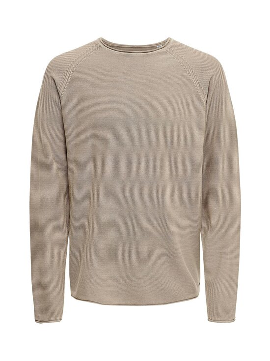 Only & Sons - OnsDexter-neule - CHINCHILLA | Stockmann - photo 1