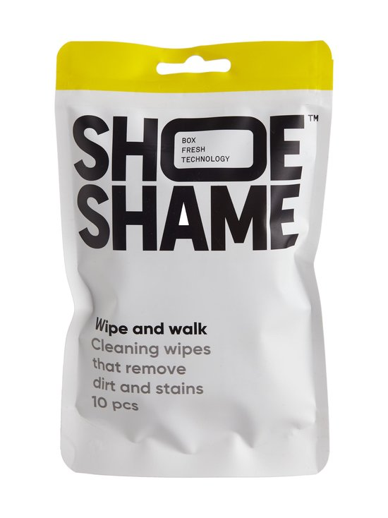 SHOE SHAME - Wipe and Walk -puhdistusliinat kengille 10 kpl - NOCOL | Stockmann - photo 1