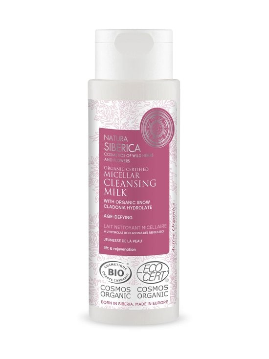 Natura Siberica - Micellar Cleansing Milk -puhdistusmaito 150 ml - NOCOL | Stockmann - photo 1