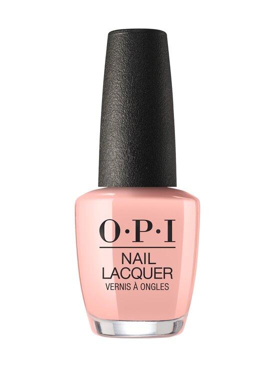 O.P.I. - Nail Lacquer -kynsilakka 15 ml - PEACH | Stockmann - photo 1