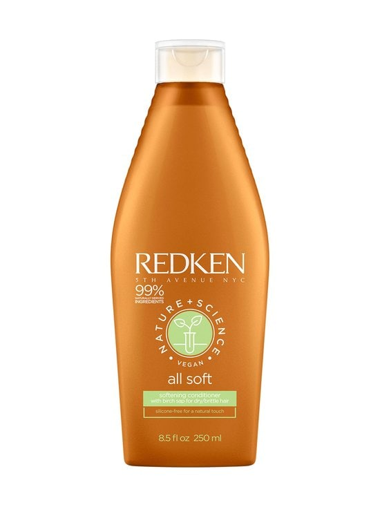 Redken - Natural Science All Soft -hoitoaine 250 ml - NOCOL | Stockmann - photo 1