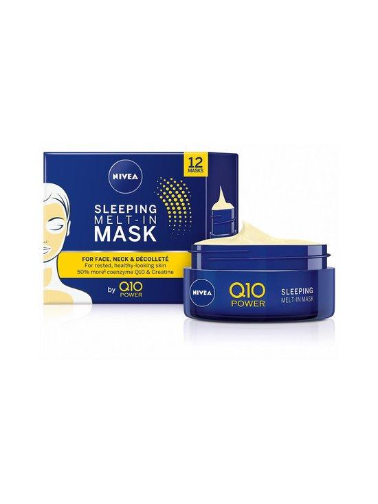 NIVEA - Q10 POWER Sleeping Melt-In Mask -yönaamio 50 ml - NOCOL   Stockmann - photo 1