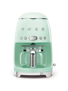 Smeg - DCF02PGEU-kahvinkeitin - LIGHT GREEN | Stockmann