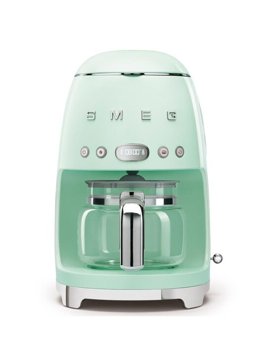 Smeg - DCF02PGEU-kahvinkeitin - LIGHT GREEN | Stockmann - photo 1