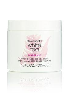 Elizabeth Arden - White Tea Gingerlily Body Cream -vartalovoide 400 ml | Stockmann