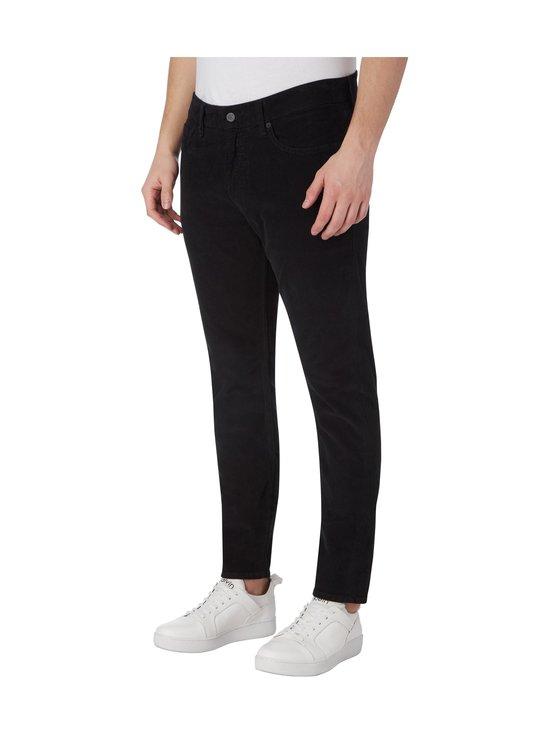 Calvin Klein Jeans - Corduroy 5 Pocket Pant -vakosamettihousut - BEH BLACK | Stockmann - photo 4