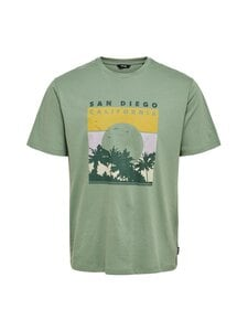 Only & Sons - OnsAnthony-paita - HEDGE GREEN | Stockmann