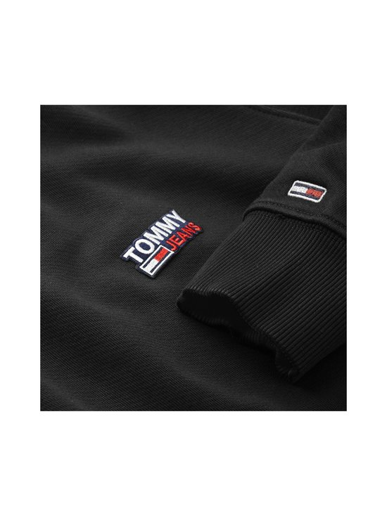 Tommy Jeans - Tjm Washed Corp Logo Crew -collegepaita - BDS BLACK | Stockmann - photo 3