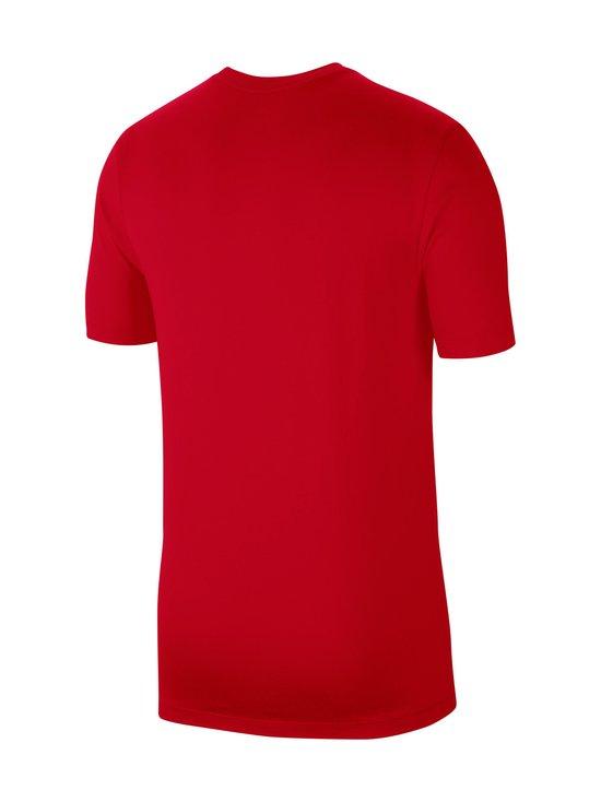 Nike - Swoosh Tee -paita - 657 UNIVERSITY RED/WHITE | Stockmann - photo 2