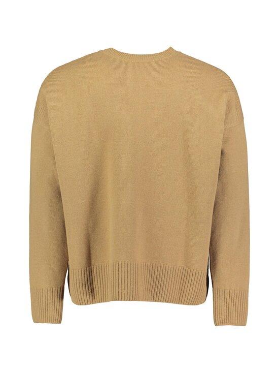 Ami - Crewneck Oversize Sweater -villa-kashmirneule - BEIGE/250   Stockmann - photo 2