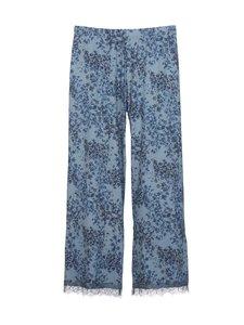 Rosemunde - Pyjamahousut - 9459 BLUE POET FLORAL PRINT | Stockmann