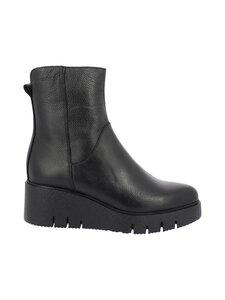 Wonders - Ankle boot wedge -nilkkurit - WILD NERO | Stockmann