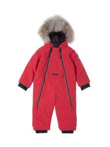 Canada Goose - Lamb Snowsuit -untuvahaalari - 11 RED | Stockmann