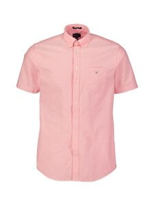 GANT - The Oxford Shirt Regular -kauluspaita - 622 PARADISE PINK | Stockmann