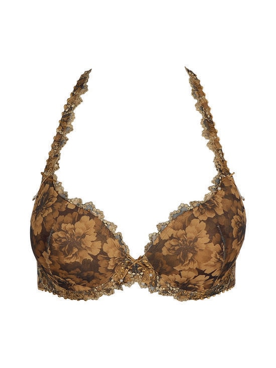 Jane Padded Bra Heart Shape -rintaliivit