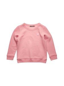 Acne Studios - Mini Fairview F Sweatshirt Crewneck -collegepaita - BLUSH PINK AD1 | Stockmann