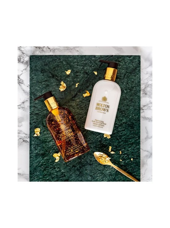 Molton Brown - Mesmering Oudh Accord & Gold Hand Lotion -käsivoide 300 ml - NO COLOR | Stockmann - photo 6