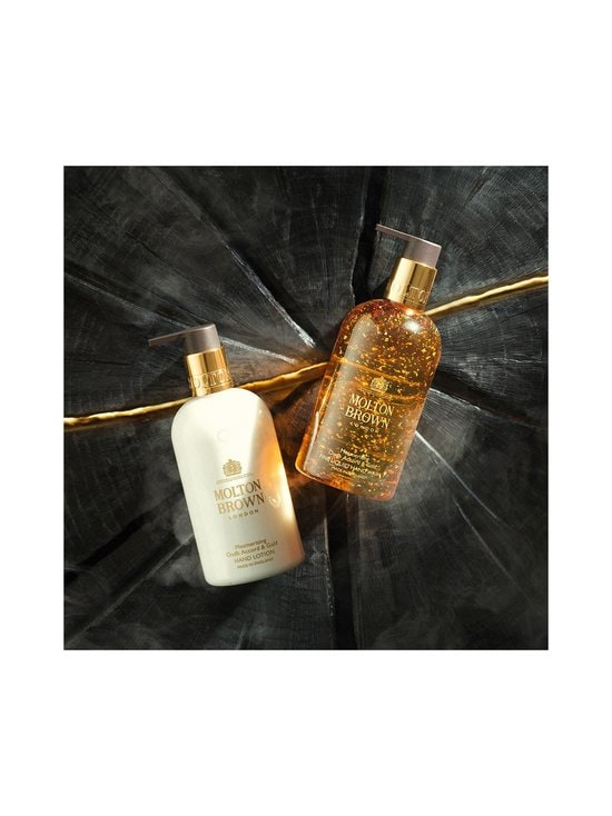 Molton Brown - Mesmering Oudh Accord & Gold Hand Lotion -käsivoide 300 ml - NO COLOR | Stockmann - photo 5