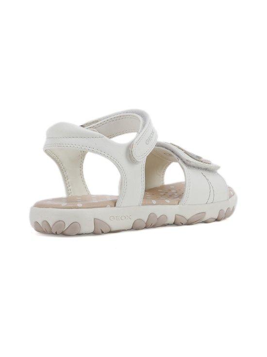 Geox - Haiti-sandaalit - C1000 WHITE | Stockmann - photo 3