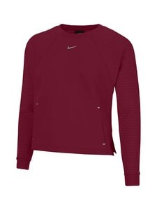 Nike - Lux Dry Fleece -paita - 638 DARK BEETROOT/METALLIC SILVER | Stockmann