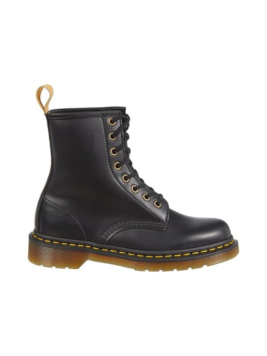 Dr. Martens - Vegan 1460 -saappaat - MUSTA | Stockmann - photo 1