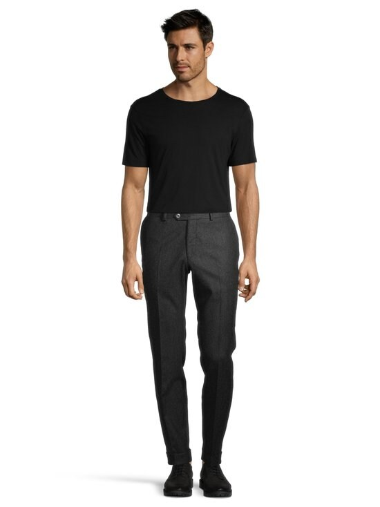 Oscar Jacobson - Dean Trousers -housut - 166 LIGHT GREY | Stockmann - photo 2