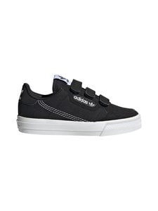 adidas Originals - Continental Vulc -sneakerit - CORE BLACK | Stockmann