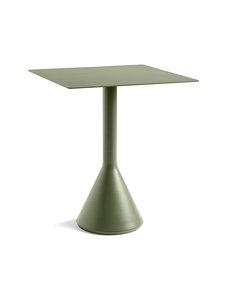 HAY - Palissade Cone -pöytä 65 x 65 cm - OLIVE (OLIIVINVIHREÄ) | Stockmann