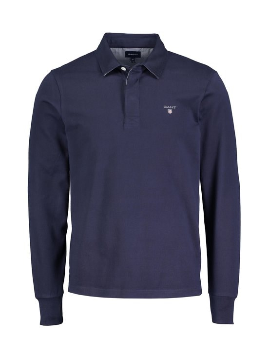 GANT - Heavy Rugger -paita - EVENING BLUE | Stockmann - photo 1