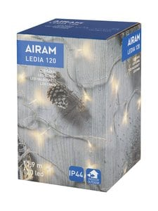 Airam - Ledia LED -valosarja - CLEAR | Stockmann