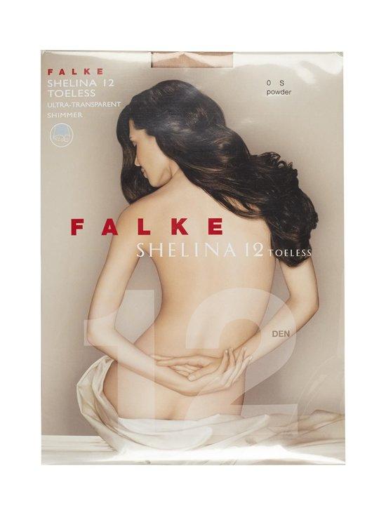Falke - Shelina 12 den -sukkahousut - POWDER (VAALEANBEIGE) | Stockmann - photo 1