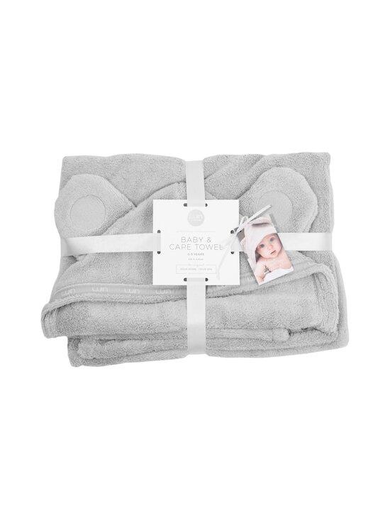 LUIN LIVING - Vauva/viittapyyhe 0-5 v - PEARL GREY | Stockmann - photo 2