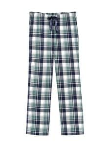 NOOM loungewear - Vera-pyjamahousut - NAVY CHECK COMBO | Stockmann