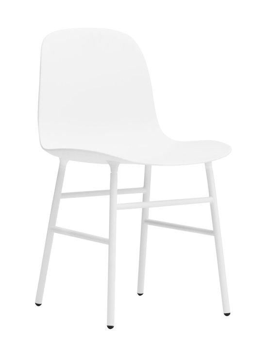 Normann Copenhagen - Form-tuoli - VALKOINEN   Stockmann - photo 1