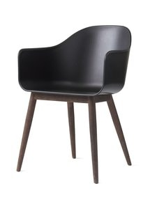 Menu - Harbour-tuoli - BLACK/DARK OAK | Stockmann