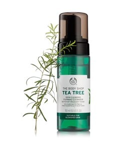 The Body Shop - Tea Tree Skin Clearing Foaming -kasvojenpuhdistusvaahto 150 ml | Stockmann