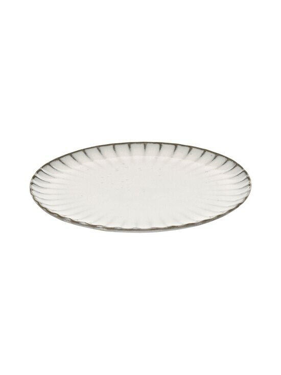 Serax - Inku M -lautanen ⌀ 21 cm - WHITE | Stockmann - photo 1